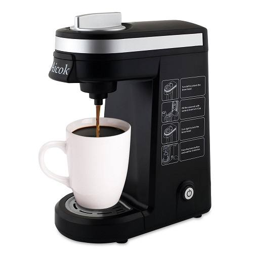 The Best Single Cup Coffee Makers Coffeebrewershub Com
