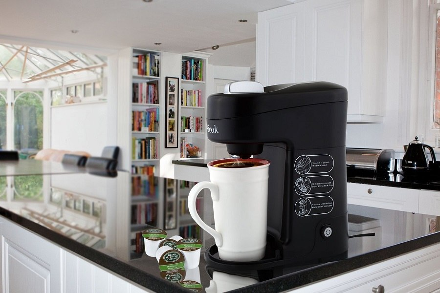 The Best Single Cup Coffee Makers Coffeebrewershubcom