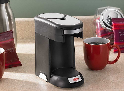 Example of a Pod Coffee Maker